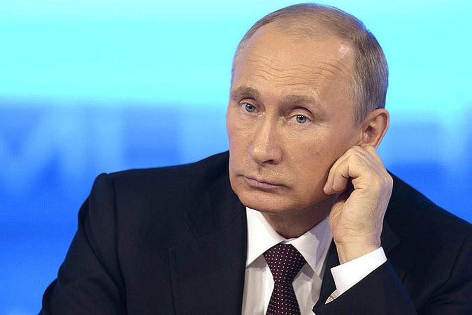 Путин: Сбитый Турцией российский самолет — это удар в спину