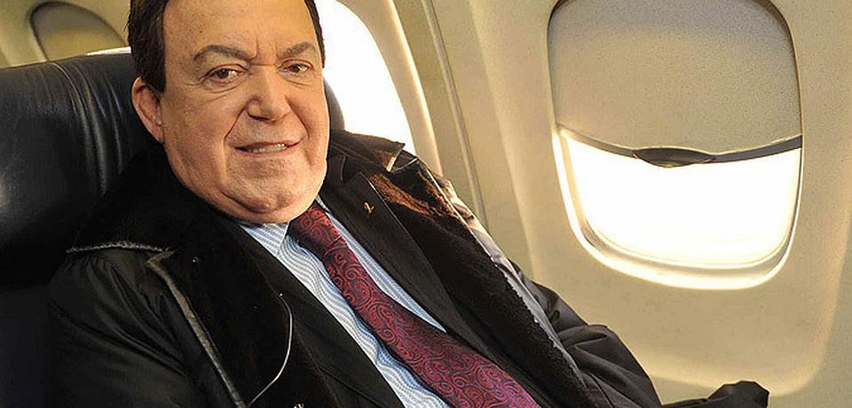 Кобзон в шестой раз за год едет в Донбасс