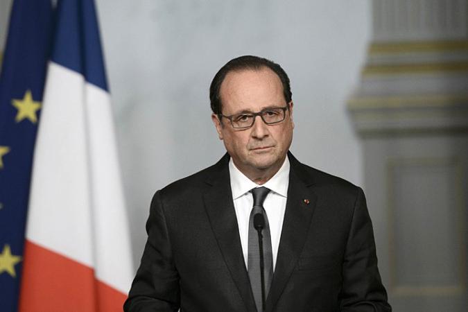 Франсуа Олланд подчеркнул, что следующей после обеспечения безопасности страны перед государством стоит задача обеспечения занятости населения.