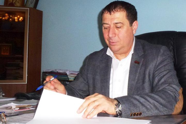 Директор птицефабрики Владимир Мхитарян