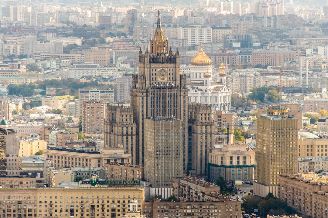 """Министерство иностранных дел РФ дало ответ на расширение США """"списка Магнитского""""."""