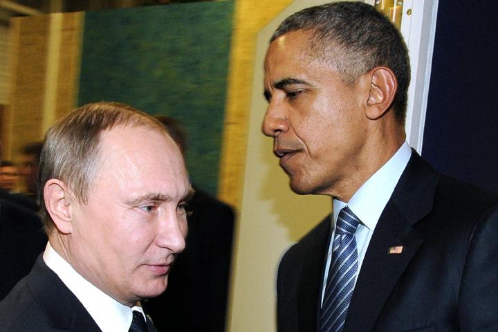 Несмотря на воскресный день и раннее утро в Вашингтоне Барак Обама позвонил Владимиру Путину