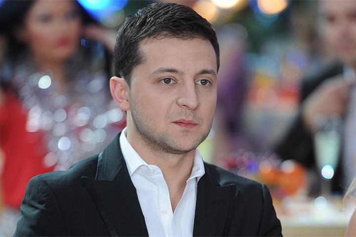 В сети запустили акцию против украинского актёра  Владимира Зеленского.
