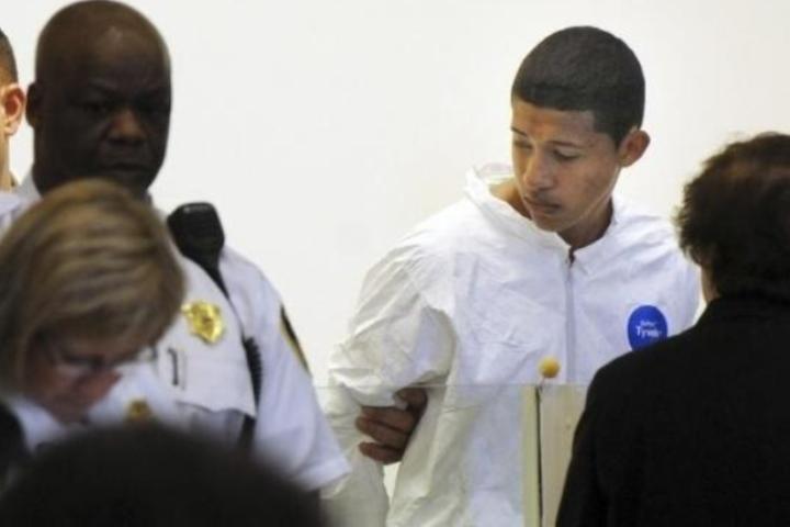 17-летний Филип Чизм приговорен к пожизненному заключению