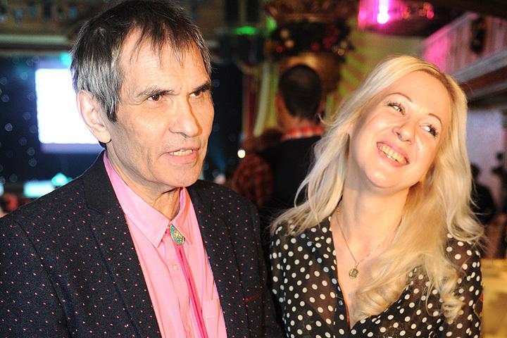 Виктория Максимова родила своему  супругу Бари Алибасову сына.