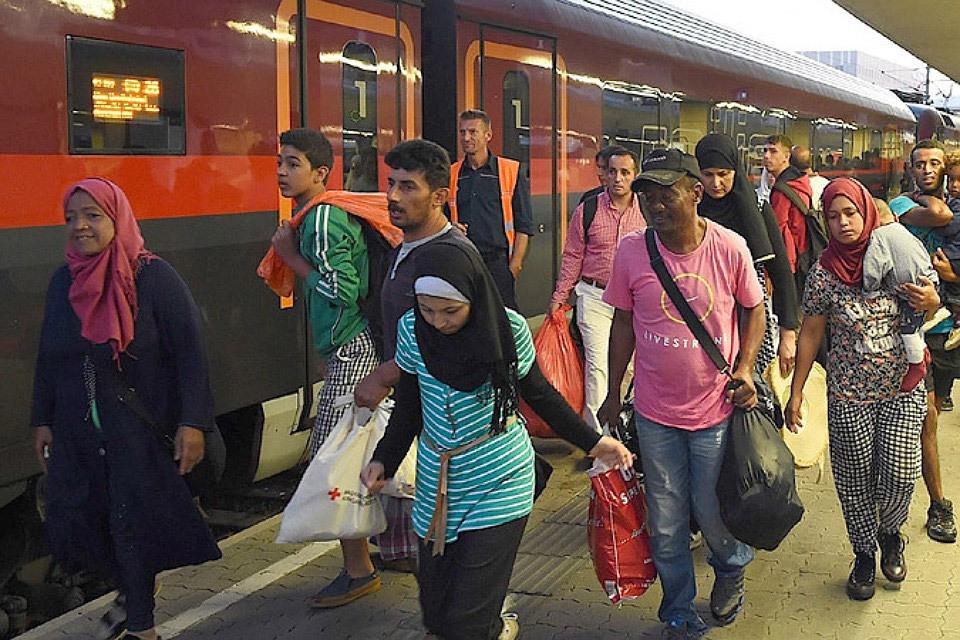 В Норвегии значительная доля женщин-иммигранток в возрасте от 16 до 34 лет нигде не работают и не учатся. Фото: «КП» - в Северной Европе»