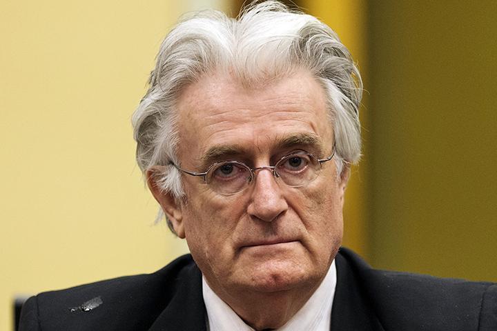 В Гааге без лишнего шума приговорили к 40 (!) годам заключения другого известного заключённого, бывшего президента Республики Сербской — Радована Караджича