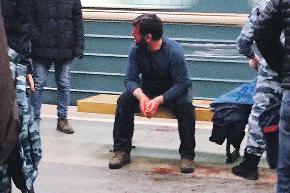59-летний москвич, устроивший стрельбу в метро: Я не стал ждать удара