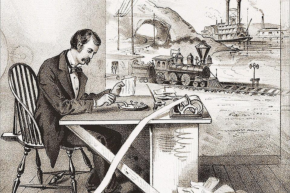 Ровно 225 лет назад появился на свет один из выдающихся изобретателей своего времени.