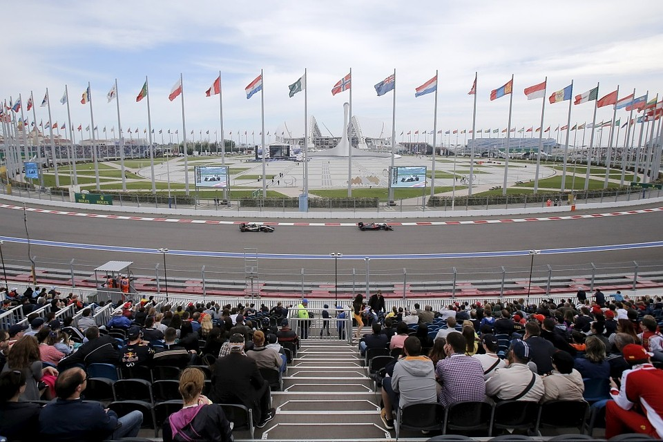 Формула-1. Гран-При России. Сочи. Онлайн-трансляция