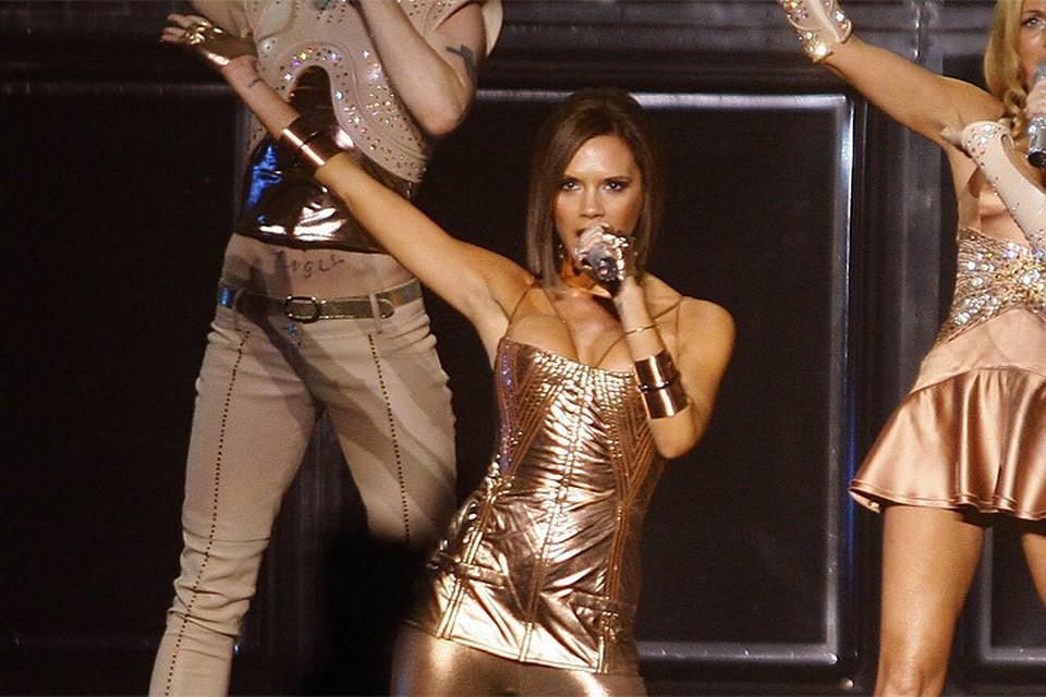 Виктория Бекхэм призналась, что вSpice Girls ейчасто отключали микрофон
