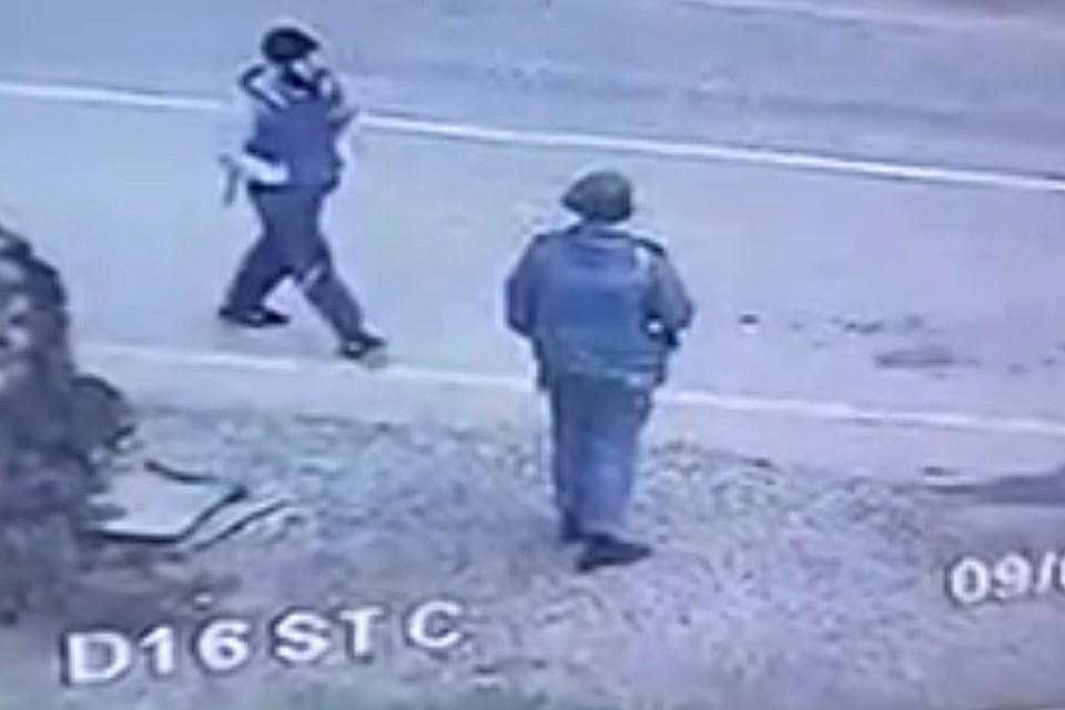Милиция Чечни задержала причастных ктеракту наКПП