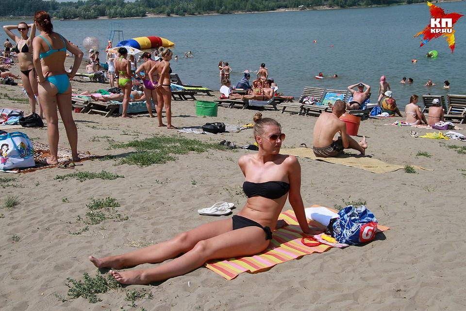 Открытие пляжного сезона: загорать можно, купаться воспрещено