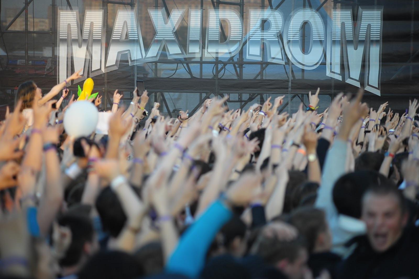 Фестиваль MAXIDROM.