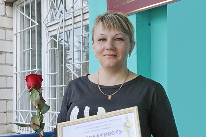 Жительница Рогачева помогла поймать воровку. Фото: slova.by