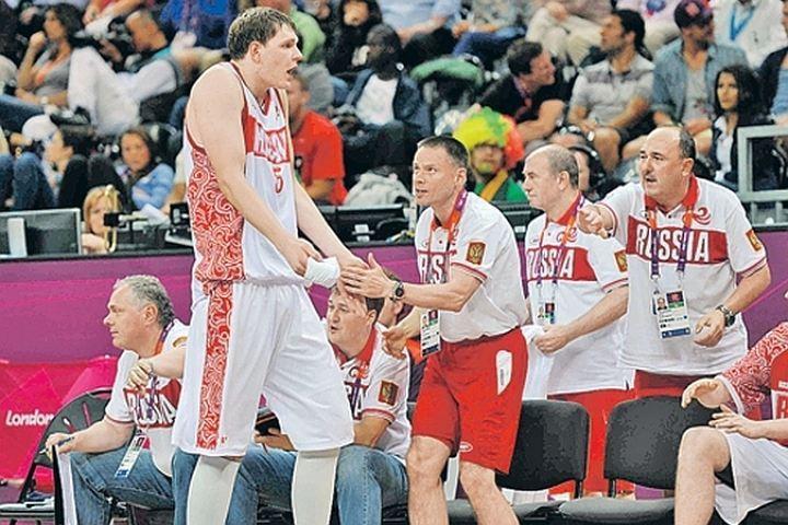 Тимофей Мозгов - один из ключевых игроков российской сборной