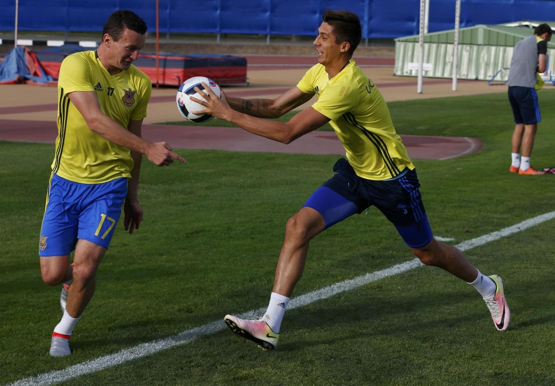 Украина матчем против Польши закроет Евро-2016.