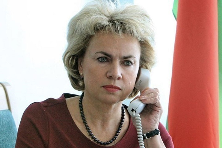 """Марианна Щеткина: """"Мы каждый день проводим мониторинг выплаты заработной платы по всей стране"""""""