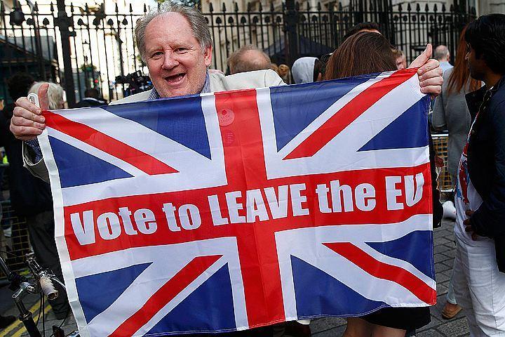 52% подданных королевства согласились на выход из ЕС