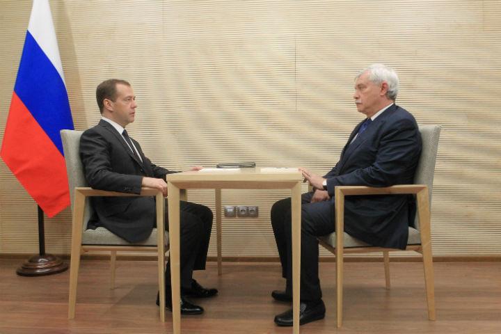 Встреча прошла в Политехе. ФОТО: gov.spb