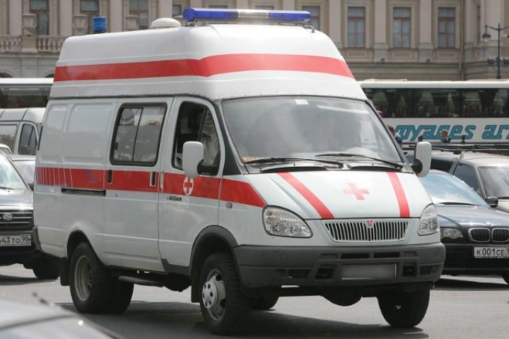 Пострадавшего парня забрали в больницу
