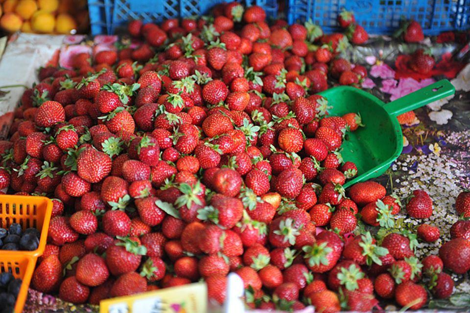 18 тонн ароматной ягоды завернули на границе Ленобласти