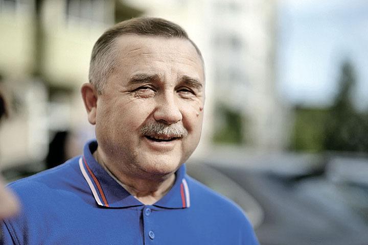 Иван Тетерин.