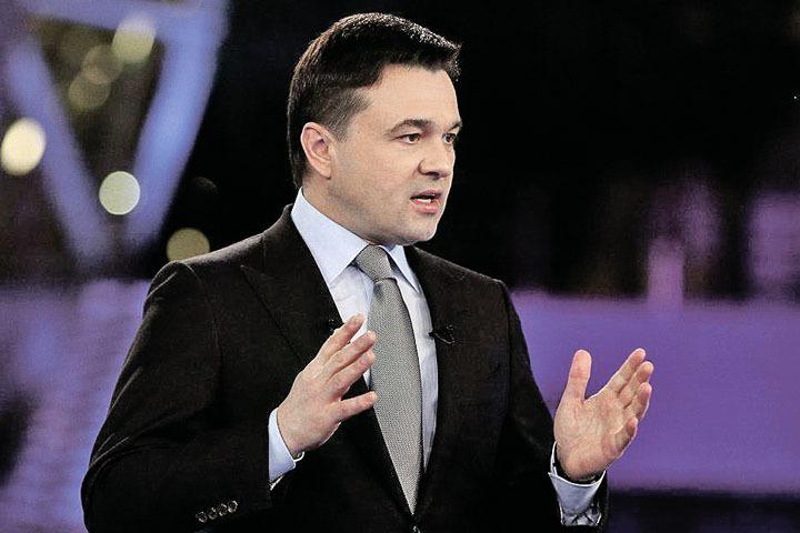 Глава региона находится в постоянном диалоге с жителями. Фото: mosreg.ru