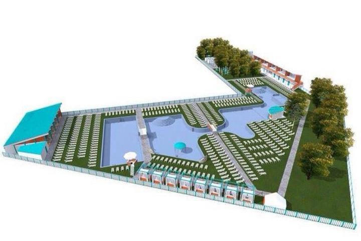 2июля вБарнауле откроется самый крупный комплекс бассейнов вСибири