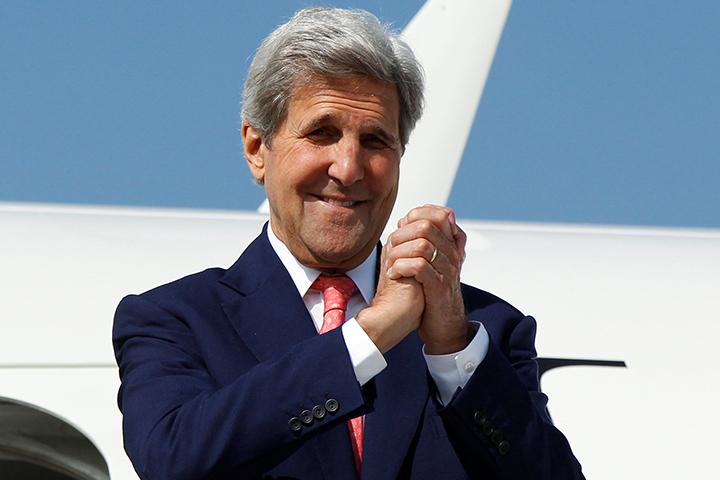 Вашингтон предлагает создать в Иордании совместный координационный штаб