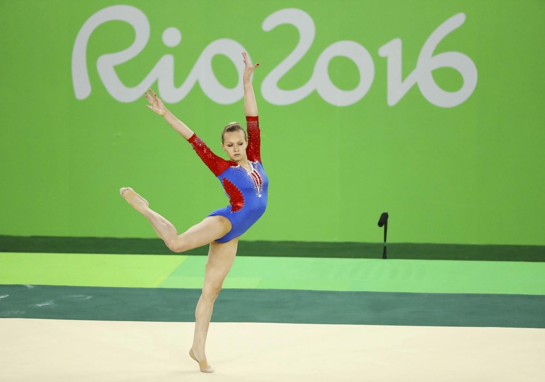 НаОлимпиаде омичка Виталина Бацарашкина выбыла изборьбы зазолотую медаль