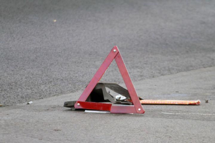 Натрассе вПрикамье вДТП иномарки ибольшегруза погибли 4 человека
