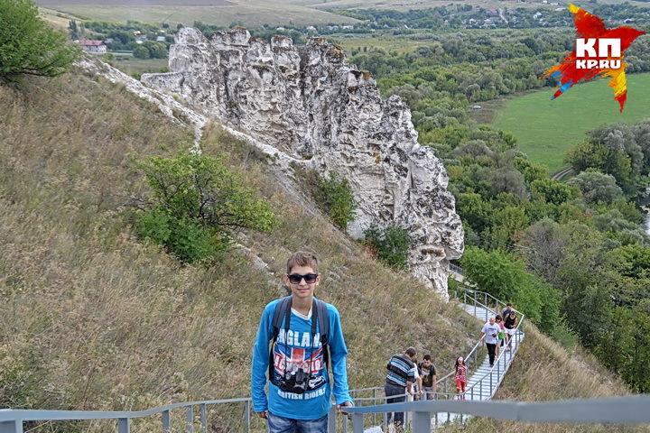 Ростуризм назвал Дивногорье одним изсамых необыкновенных мест для отдыха осенью