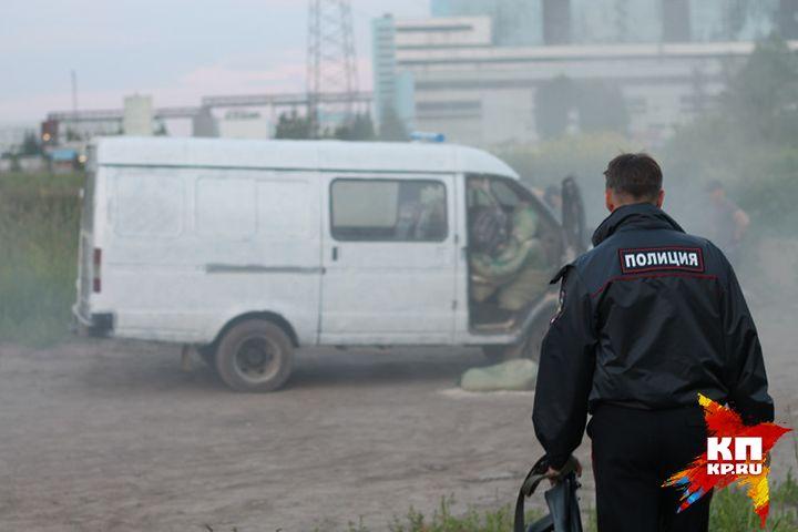 ВНовосибирске мужчина сбитой напал напрохожего иизбил его