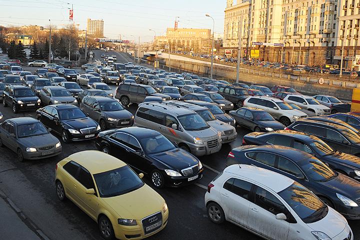 Дорожные пробки небезопасны для здоровья— Ученые
