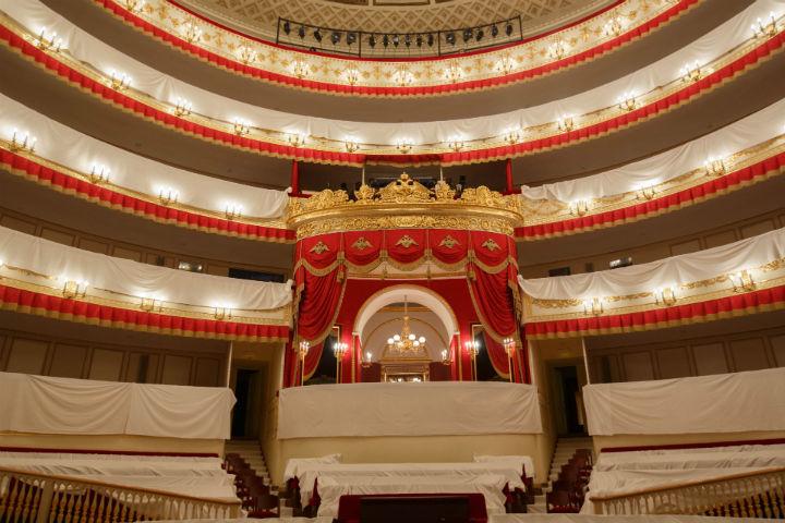 Александринский театр отмечает 260-летие