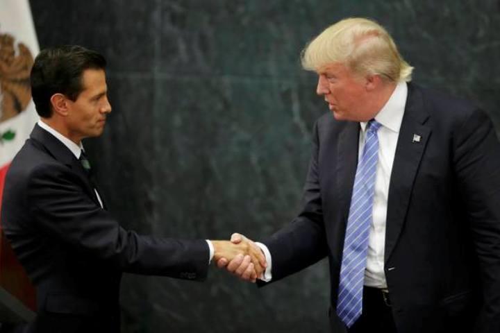 Дональд Трамп встретится спрезидентом Мексики