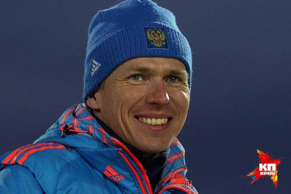 Узвезды биатлона Черезова родился третий сын Сегодня в11:22