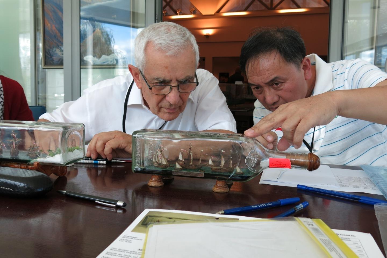 Чемпионат мира посудомоделированию открывается вМузее Мирового океана
