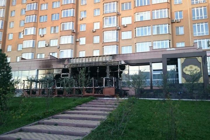 Ночью вКемерово зажегся ресторан: спасены 30 человек