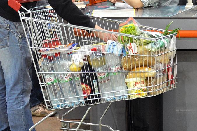 Новосибирцам напродукты хватит и4 тыс. руб. вмесяц
