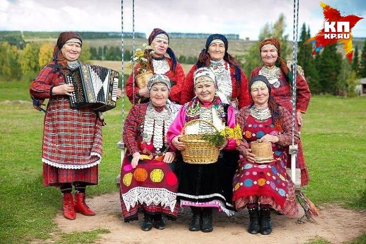 ВСамаре на«Металлурге» «Бурановские бабушки» презентуют песню оЧМ
