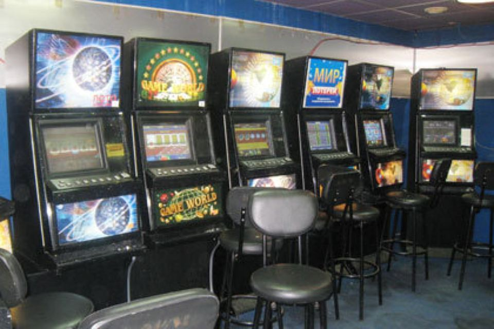 ВПетербурге закрыли самое высокое подпольное казино