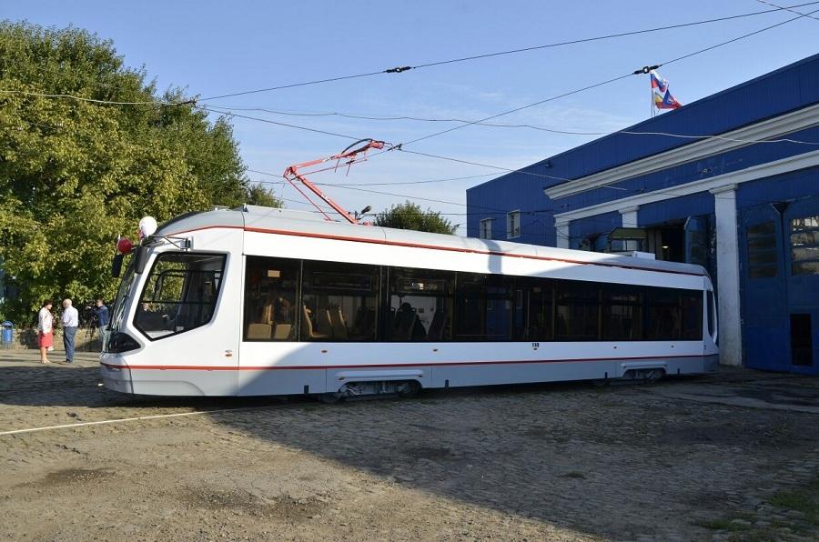 Для Ростова закупят 16 трамваев насумму 525 млн. руб.