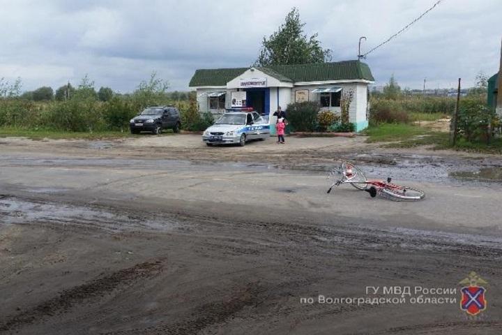 ВУрюпинске Волгоградской области «Лада-Калина» сбила 45-летнюю велосипедистку