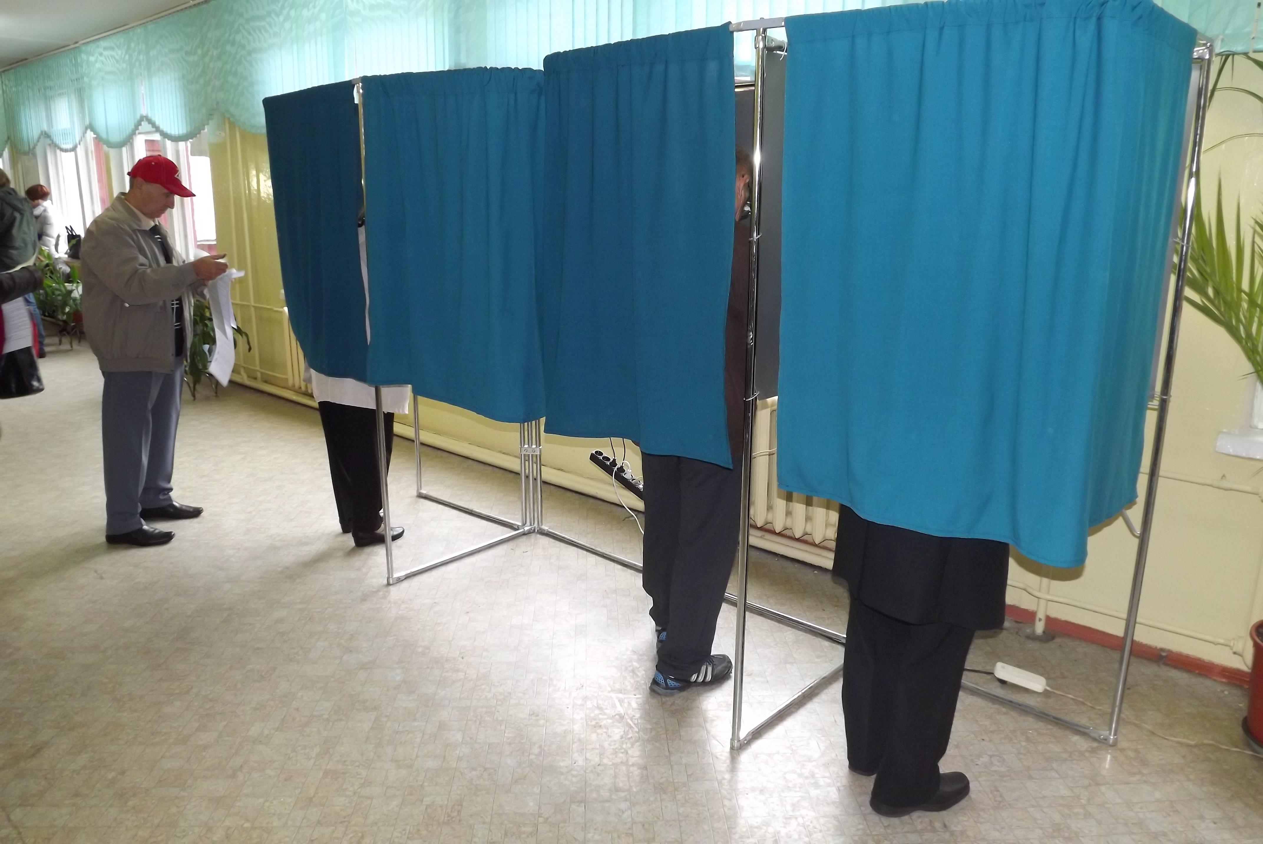Навыборах в Государственную думу вТверской области лидирует «Единая Россия»