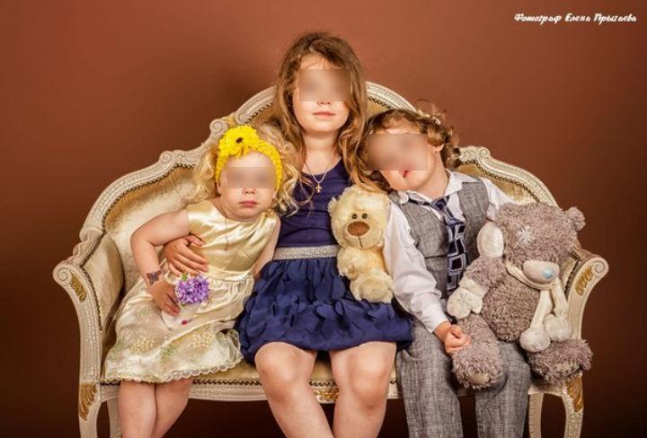 Супруги Медведевы забрали своих детей изприюта вФинляндии
