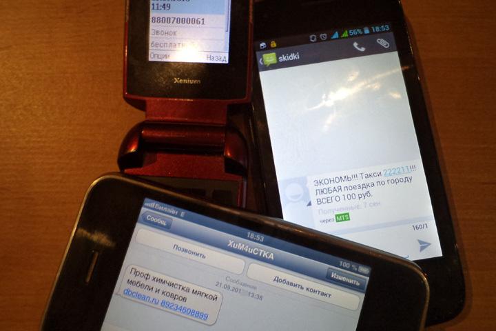 Вколонию Кузбасса нелегально едва непопали свыше 50 телефонов