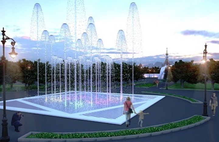 ВДзержинском районе началась реконструкция Парка героев-летчиков