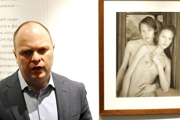Джок Стерджес высказался озакрытии собственной выставки в российской столице